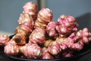 菊芋の効能効果と食物繊維と糖尿病。